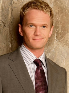 Barney Stinson (played by Neil Patrick Harris) from How I Met Your Mother.