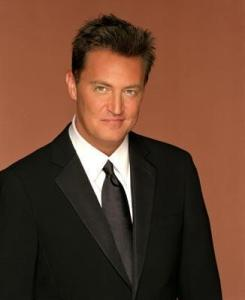 Chandler Bing (played by Matthew Perry) from Friends.
