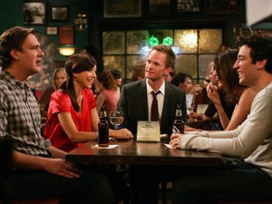 The HIMYM gang's booth at Maclaren's pub.