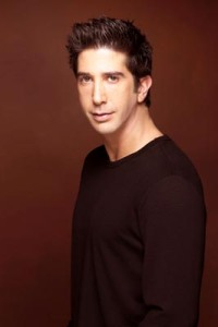 Ross Geller (played by David Schwimmer) from Friends.