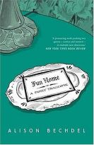 "The cover of ""Fun Home"", a bestselling graphic novel by Alison Bechdel."